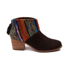 Womens TOMS Leila Ankle Boot