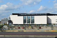 Mercedes-Benz Arena Berlin in Germany