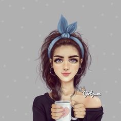 Image discovered by Sammy. Find images and videos about art, drawing and girly_m on We Heart It - the app to get lost in what you love. Girl M, Girly Girl, Art Girl, Girl Hair, Girly M Instagram, Sarra Art, Girly Drawings, Fashion Sketches, Fashion Art