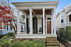 New Orleans, Shotgun House