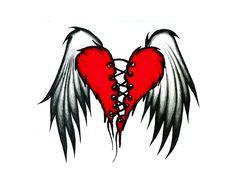 Heart Tattoos ~ XploreOut