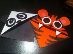 more corner bookmark ideas