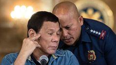 """""""Het betekent niet dat mensenrechten niet belangrijk zijn"""", zegt een woordvoerder van het Witte Huis over Trumps besluit de Filipijnse president uit te nodigen."""