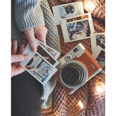 UO DIY Decorating with Instax ❤ liked on Polyvore featuring backgrounds, pictures, photos, brown and icons
