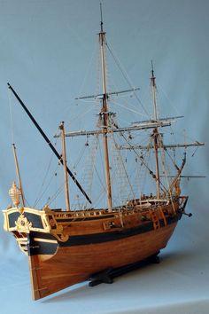 Boat Building, Model Building, Swedish Fire Log, Model Hobbies, Wooden Ship, Nautical Art, Tall Ships, Model Ships, 17th Century