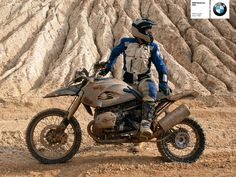BMW HP2 Enduro Sport.  Art.