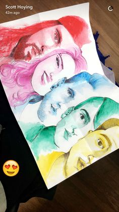 PTX fan art | Pentatonix