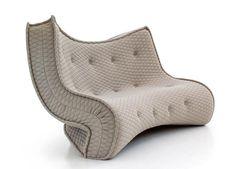 La canapé «Matrizia» de Ron Arad pour Moroso. © Moroso