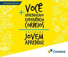 Correios abre quatro mil vagas para Jovem Aprendiz - http://www.publicidadecampinas.com/correios-abre-quatro-mil-vagas-para-jovem-aprendiz/