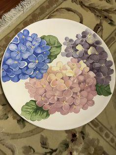 Pottery Painting, Ceramic Painting, Fabric Painting, Ceramic Art, Design Vitrail, One Stroke Painting, China Painting, Ceramic Design, Clay Art