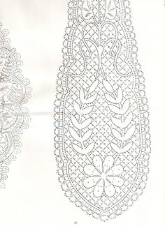 Bedfordshire lace patterns - isamamo - Picasa Albums Web