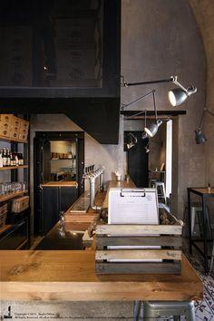 View the full picture gallery of Unto Luxury Apartments, Palermo, Sicily, Industrial Design, Architecture Design, Restoration, Interior Design, Studio, Projects