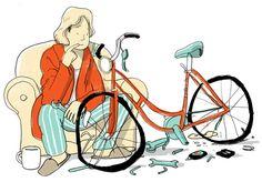 How do you get rid of annoying bike noises?