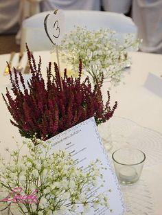 Jemná romantická vintage výzdoba /Romantic vintage wedding decoration