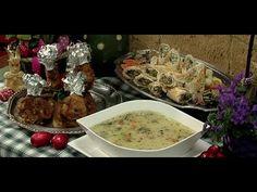 Menü húsvét vasárnapra - Laci bácsi konyhája Favorite Recipes, Meals, Chicken, Youtube, Food, Meal, Essen, Yemek, Youtubers