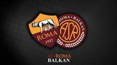 awesome as roma logo background