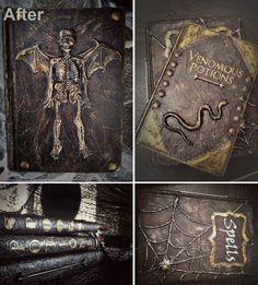 libro de hechizos despues