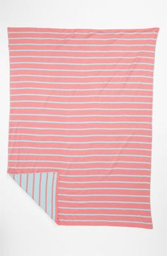 Stem Baby 'Bright Stripe' Blanket (Infant) | Nordstrom
