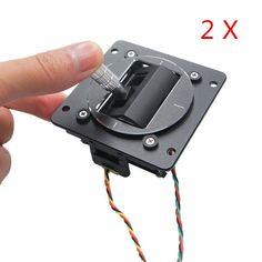Frsky Taranis Q X7 Radio Transmitter Part 2 PCS Gimbal-M7 M7 High Sensitivity Hall Sensor Gimbal