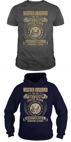 Weather Observer Job Title Tshirts  Guys Tee Hoodie Ladies Tee Cleveland Weather Forecast T Shirt Good Weather Forecast T-shirt Cleveland Weather Forecast T Shirt Cleveland Weather Forecast T Shirt