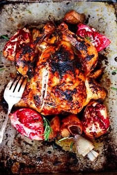 Pomegranate Roasted Chicken | Top 5 Pins