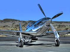 P51 Mustang, a photo from California, West | TrekEarth