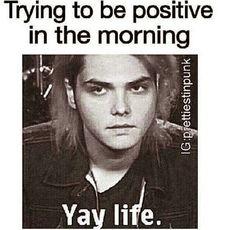 Waking up tho...*shudders*