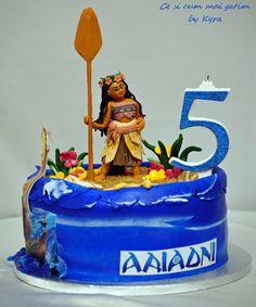 Ce si cum mai gatim: Tort Vaiana