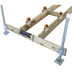 Multinautic® 544.3 kg (1,200 lb.) Capacity Ramp Kit for Small Watercraft