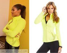 Nikki Bella Yellow jacket