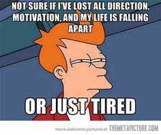 Every. Day. Of. My. Life!