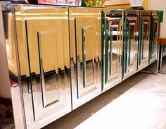 Transform Your Furniture...Using Mirrors