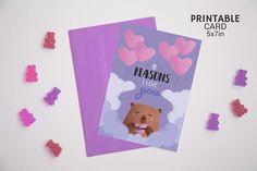 welcome back card printable