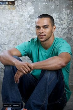 JESSE WILLIAMS from Grey's Anatomy.
