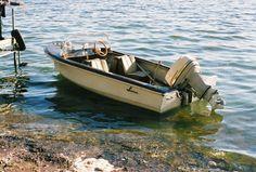 1963 Larson boat