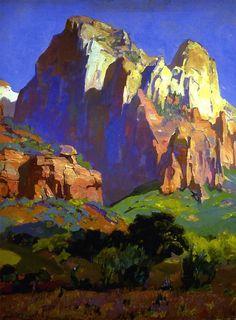 Desert Giants, Utah - Franz Bischoff