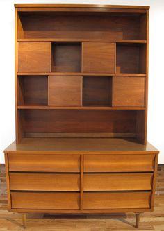 Johnson Carper Bookcase