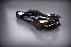 Electric supercar - Dendrobium  , - ,   The 1500-horsepo...