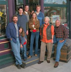 Everwood - I loved this for the short time it was on.  Really loving her now on Revenge!