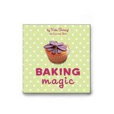 Baking Magic Book | WAS £13.99 - NOW £11.99 Kate founded the Cakeadoodledo mail order cupcake business in her kitchen, having adopted some of our BHWT ex-bats. She gives advice to other budding bakers.