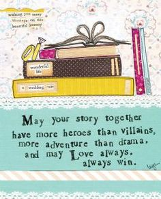 Curly Girl quotes: wedding, story together