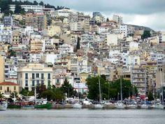Kavala travel Greece! !!