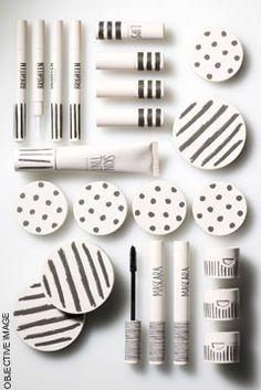 Topshop make up packaging