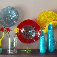 Add a splash of color to your home this summer! Iowa Interior Design | Surroundings Interiors