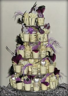 www.sweetart.co.uk chocolate-cups-towers party-cups-chocolate.html