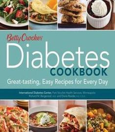 Cooking for hormone balance a proven practical program with over betty crocker diabetes cookbook great tasting easy recipes for every day pdf forumfinder Image collections