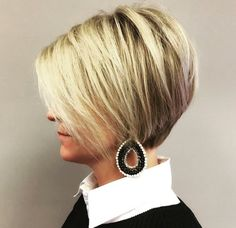 Everyday Hairstyles Wispy Short Bob With Side-Swept Bangs.Everyday Hairstyles Wispy Short Bob With Side-Swept Bangs Everyday Hairstyles Wispy Short Bob With Side-Swept Bangs.Everyday Hairstyles Wispy Short Bob With Side-Swept Bangs Bob Hairstyles For Fine Hair, Short Hairstyles For Women, Cool Hairstyles, Formal Hairstyles, Hairstyle Men, Wedding Hairstyles, Hairstyle Ideas, Braided Hairstyles, Medium Hairstyles