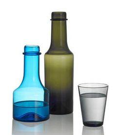Tapio Wirkkala Design Hyper Realistic Paintings, Carafe, Bottle, Beautiful, Design, Home Decor, Glass Art, Bottles, Corning Glass