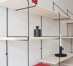 LINK shelving system | Studio Hausen Joscha Brose Jörg Hoeltje Product design Produktdesign