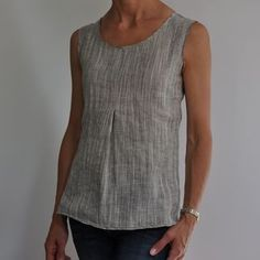 sewing patterns shell top - Google Search